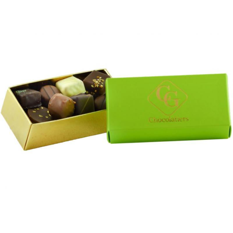 Ballotin de Chocolats Weiss Origine France