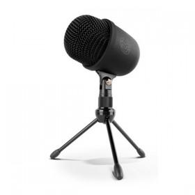 Table-top Microphone KROM NXKROMKIMUPRO USB Black