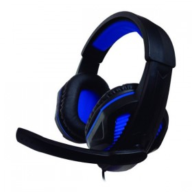 Gaming Headset with Microphone Ps4/xbox Nuwa ST10 Black Blue