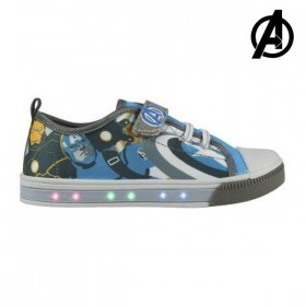 Casual Shoes with LEDs The Avengers