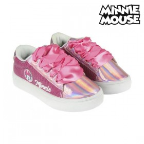 Casual Kindersneakers Minnie Mouse Roze