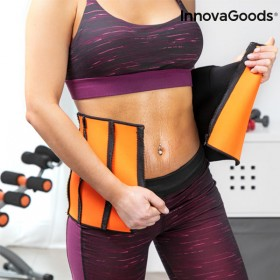 InnovaGoods Slimming Sports Sauna Girdle-Belt