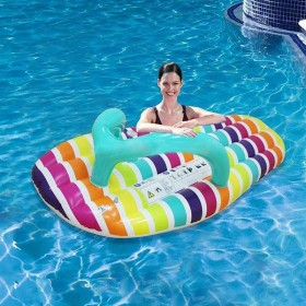 Inflatable Beach Flip Flop Lilo