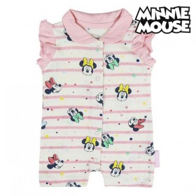 Baby's Sleeveless Romper Suit Minnie Mouse