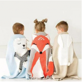 Couverture Animal Cartoon Baby