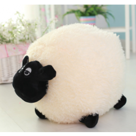 Sheep plush toy 55 cm
