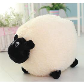 Sheep plush toy 30 cm