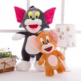 Jerry / Tom Plush Toy 40 cm