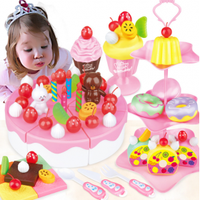 Cake simulation toy 103 pieces