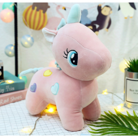 Unicorn plush toy 60 cm