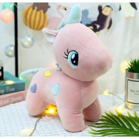 Unicorn plush toy 40 cm