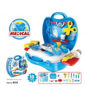 Suitcase toy