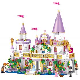 Windsor Castle - Building Blocks Toys