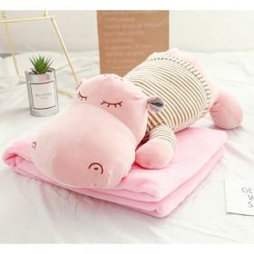 Plush toy + blanket