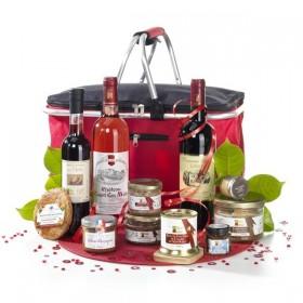 Insulated Gourmet Basket