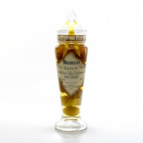 Mirabelle liqueur 18 ° Distillery of the Salamander, 35cl