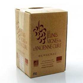 BIB Wine AOC Bergerac Rosé ORGANIC Young vines of the Old Cure