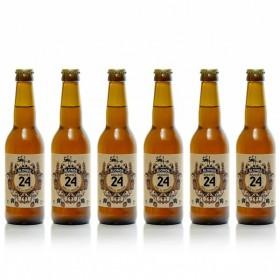 Lot of 6 beers brewed Brasserie Artisanale de Sarlat 33cl