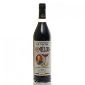 Fenelon Aperitief rode wijn zwarte bessen noot 16 ° 70cl
