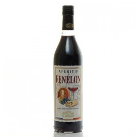 Fenelon Aperitif red wine blackcurrant nut 16 ° 70cl