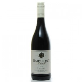 Babylon's Peack Pinotage South Africa Red Swartland 2017 75cl