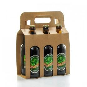 Lot van 6 ambachtelijke bieren St Patrick Brasserie Ratz 6 x