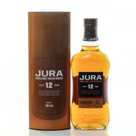 Whiskey Scotland Jura 12 Years Single Malt Scotch 46 ° 70cl
