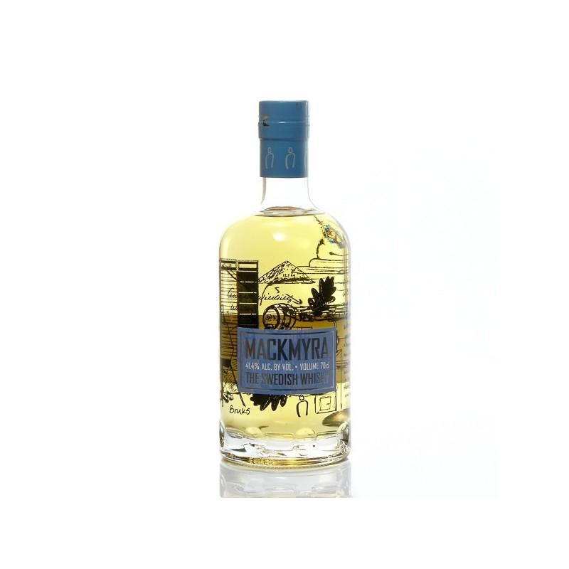 Swedish Whiskey Mackmyra Brucks Single 41 ° 70cl