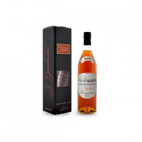 Bas Armagnac 15 years old Maison Goudoulin 40 ° 35cl