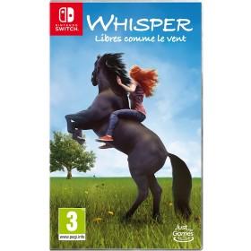 Whisper: Libres comme le vent pour Nintendo Switch (Nintendo