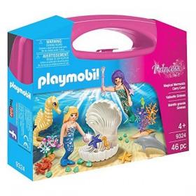 Playset Princess - Magical Mermaids Carry Case Playmobil 9324
