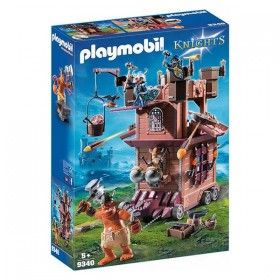 Playset Knights Fortress Playmobil