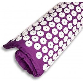 Acupressure mat 80 x 51 cm (Purple)
