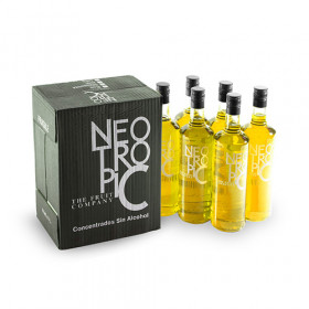 Lima Neo Tropic Refreshing Drink Without Alcohol 1L X 6