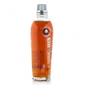 Vodka Caramel Karamell Raven 70CL X 6