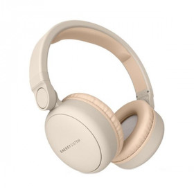 Bluetooth Headset with Microphone Energy Sistem Beige