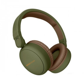 Bluetooth Headset with Microphone Energy Sistem Green