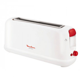 Toaster with Defrost Function Moulinex 1000W White