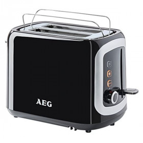 Toaster Aeg 940W Black