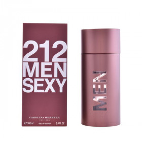 Men's Perfume 212 Sexy Men Carolina Herrera EDT (100 ml)