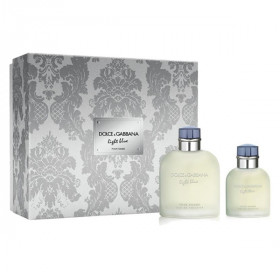 Men's Perfume Set Light Blue Dolce & Gabbana (2 pcs)