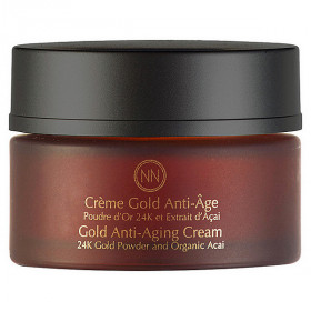 Anti-Veroudering Crème Innor 24k Gold Power Innossence (50 ml)