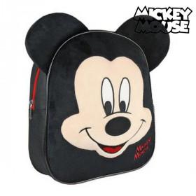 Kinderrugzak Mickey Mouse Zwart