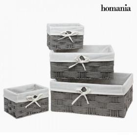 Set of Baskets Homania (4 pcs)