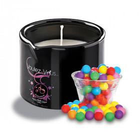 Bubblegum Massage Candle Voulez-Vous... (180 ml)