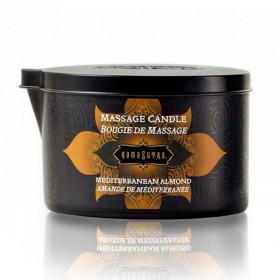 Massage Candle Mediterranean Almond Kama Sutra
