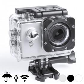 """Sports Camera 4K 2"""" 360º WiFi (16 pcs) 145528"""