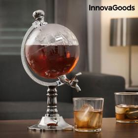 InnovaGoods Globe Drinks Dispenser