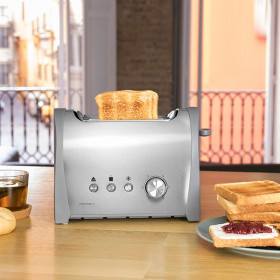 Cecotec Steel Toaster 800W