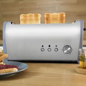 Cecotec Steel Toaster 1L 1000W